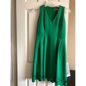 Catherine Malandrino Green Dress